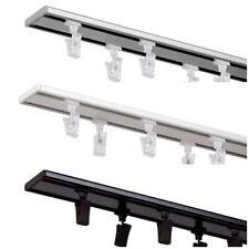 Lauf inkl Vorhangschiene Deckenschiene Schienensystem Basic 2 Montagezubehör