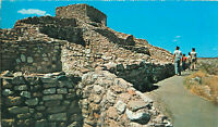 Postcard Tuzigoot national Monument, Clarkdale, AZ