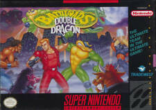 Battletoads / Double Dragon SNES Great Condition Fast Shipping