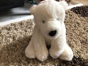 Adorable White Polar Bear Jellycat Soft Toy Plush