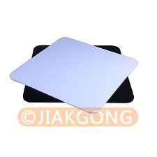 "2pcs White Black Photo Acrylic Studio Reflection Board Display 30x30cm(12""x12"")"