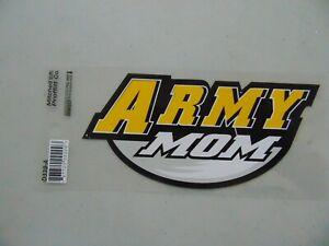 WINDOW DECAL STICKER APPROX 5 INCH UNITED STATES ARMY MOM