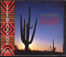 SACRED SPIRIT-ST 12tracks Japan CD w/OBI