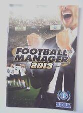 49848 manual de instrucciones-Football Manager 2013-PC (2012)