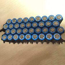 20x Cell Plastic 18650 Battery Spacer Holder Cylindrical Cell Bracket Stand
