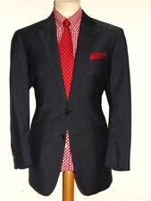 """MEN'S BESPOKE MADE TO MEASURE WITH WORKING CUFFS SUIT UK 42R W38 XL30"""""""