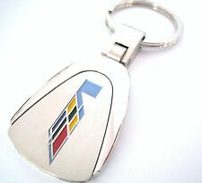 V  CADILLAC KEY CHAIN RING FOB CTS-V ATS-V CT6 ESCALADE SRX 2018 2019 NEW RARE