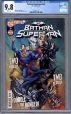 Batman/Superman #16  1st Appearance Spider-Lady, Dr. Atom & Unknown Wiz  CGC 9.8