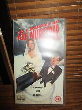 So I Married an Axe Murderer  VHS Video Tape (NEW SEALED)