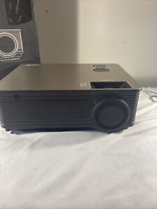 VIVIMAGE Full HD 1080P Projector Video home theater HD movie projector