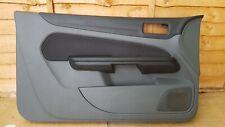 FORD FOCUS MK2  3 DOOR FRONT PASSENGER SIDE INTERIOR DOOR PANEL CARD 2009