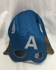 Captain America Costume Mask Rubies Costumes Youth One Size