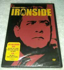 Ironside: Season One - Volume 1 (DVD Raymond Burr *BRAND NEW