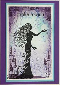 Handmade Card - Make A Wish