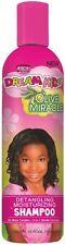 African Pride Dream Kids Olive Miracle Shampoo 12oz