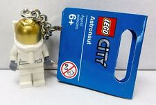 LEGO Exclusive City Astronaut Minifigure Key Chain 853096 NEW