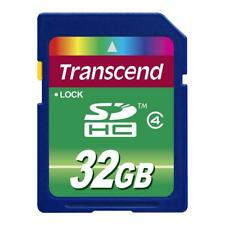 Transcend 4GB 8GB 16GB 32GB Class 4 SDHC Memory Card