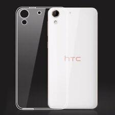 For HTC Desire 626 626S 626G+ 628 Clear Ultra Thin TPU Gel skin case cover