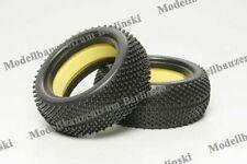 Tamiya Off-Road Micro Pin Reifen vorne 4WD 62/25 1 Paar - 300053878