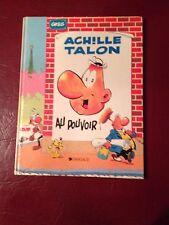 """Achille Talon au Pouvoir"" / Comic Book in French Language"