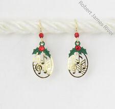"Sienna Sky ""Christmas Music"" Earrings"
