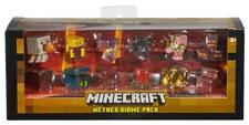 Minecraft Nether Biome 6 Pack Mini Figures