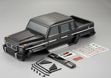 1/10 RC HORRI-BULL Finished Body Shell Black Printed for Crawler 48337 for Axial