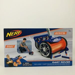 NERF Toy Gun Dart Rover Adjustable Indoor Non-Slip Retriever NEW NIB