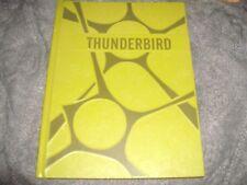 1969 Thunderbird 1969 Cloud County Community Junior College Vol. 4 Concordia, KS