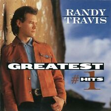 Randy Travis - Greatest #1 Hits [New CD]
