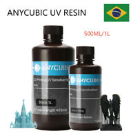 Resina Rápida Sensível UV ANYCUBIC Resin 405nm para Impressora 3D SLA Photon BR