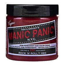 Manic Panic Classic Hair Dye Color Rock 'n' Roll Red Vegan 118ml Manic-Panic
