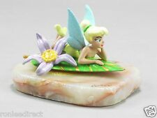 """A/P DISNEY """"SERENE TINKERBEL"""" FIGURINE   DIRECT FROM  RON LEE"""