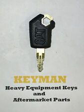 CAT - Caterpillar Heavy Equipment Ignition Key 5P8500 New Style with Logo