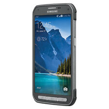 NEW Samsung Galaxy S5 Active SM-G870A UNLOCKED AT&T 4G Android Smartphone - Gray