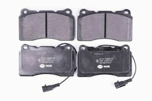 Hella Pagid Front Brake Pads fits Volvo V70 II 285 R 2,5 T AWD