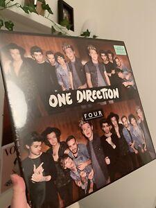 Rare One Direction Four Vinyl Sealed
