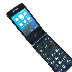 AT&T Cingular Flip 2 40440 | 4G LTE | HD Voice 4GB Flip Phone in Box