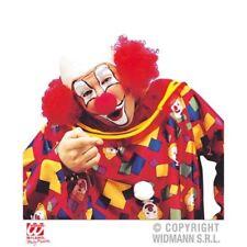 Accessori rosso Widmann per carnevale e teatro, da clown e circo