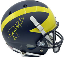 DESMOND HOWARD SIGNED MICHIGAN WOLVERINES F/S FOOTBALL HELMET PSA/DNA