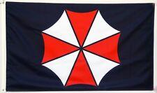 Resident Evil Umbrella Corporation Flag Banner 3x5 feet US Shipper