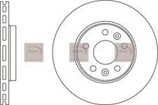 Front Discs (DSK3187) & Front Pads (PAD2047)  Vivaro 08/2014-