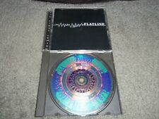 FLATLINE....THE FIRST COMING...indie..NJ HARD ROCK...1997...ULTRA RARE