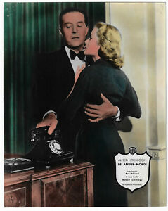 Bei Anruf-Mord Alfred Hitchcock Grace Kelly Ray Milland 1. WA-AHF #3