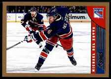 2013-14 Score Gold Michael Del Zotto #337