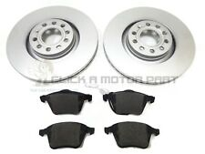 AUDI A6 ALLROAD ESTATE (C5) 2.5 & 2.7 TDi FRONT BRAKE DISCS AND PADS SET NEW