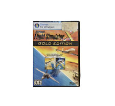 Microsoft Flight Simulator X: Gold Edition (PC: Windows, 2008) COMPLETE W/EXPAND