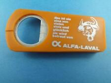 ALPHA LAVAL VINTAGE BEER BOTTLE OPENER MAN CAVE DECOR ADVERTISING COLLECTER