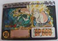 DRAGON BALL Z GT DBZ HONDAN PART 19 CARDDASS DP CARD CARTE 89 MADE JAPAN 1994 NM