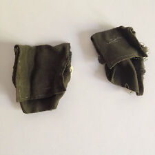 1/6 scale Military Pouch x2